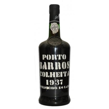 Barros Colheita Tawny Port 1937