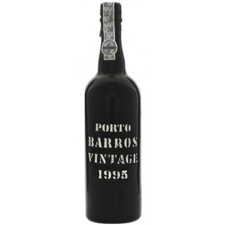 Barros Vintage Port 1995