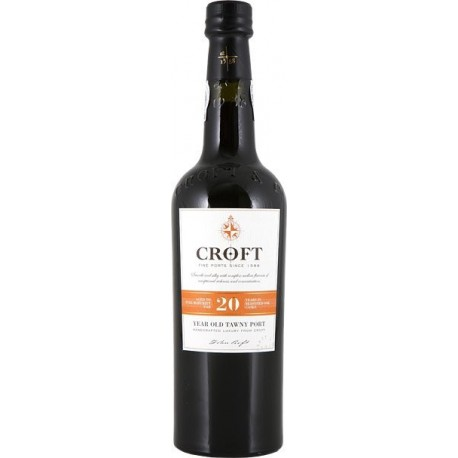 Croft Vin de Porto Tawny 20 Ans