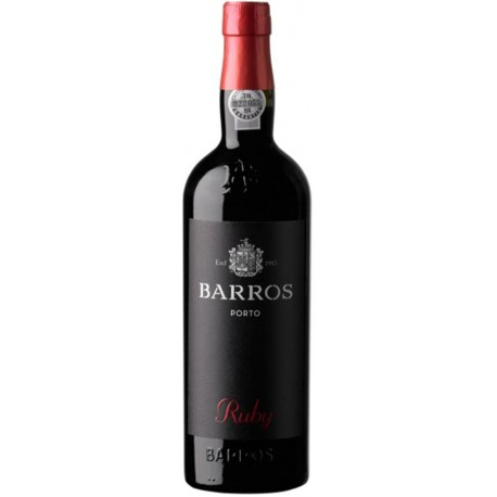 Barros Ruby Portwein 75cl