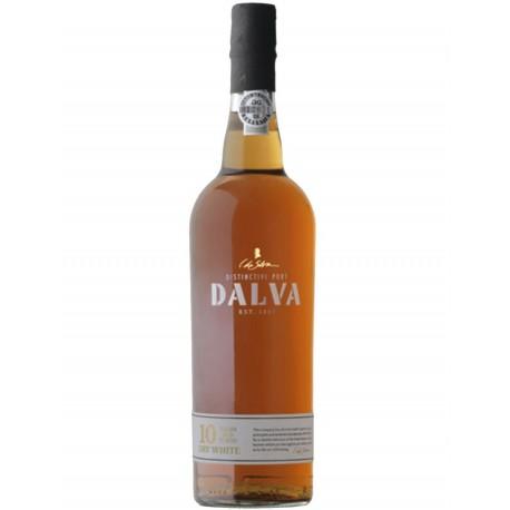 Dalva 10 Years Old Dry White Port