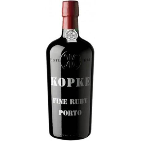 Kopke Fine Ruby Portwein 75cl