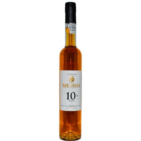 10 Year Old White Port Messias 50cl