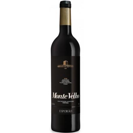 Vin Monte Velho Rouge