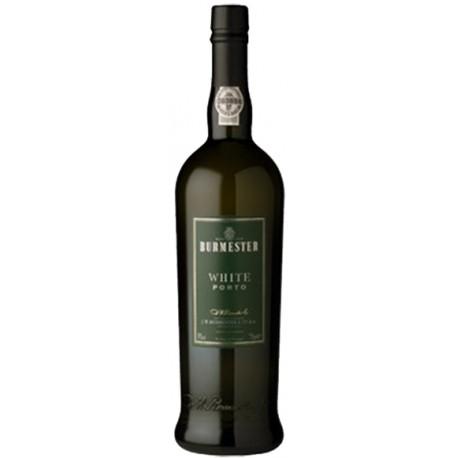 Burmester White Port Wine Single Bottle 75cl