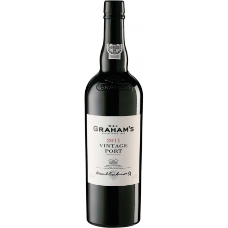 Graham's 2011 Vintage Port 75cl