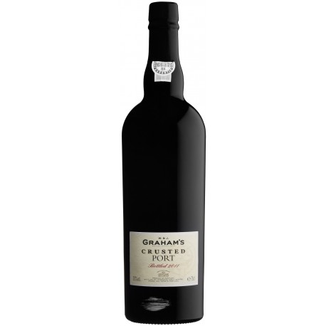 Graham's Crusted Port 75cl
